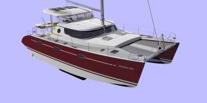 banana-485-bateau-aluminium-3d