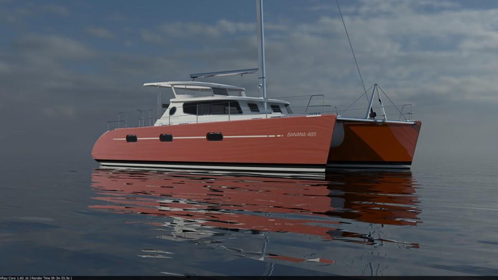 Banana-485-Catamaran-Aluminium